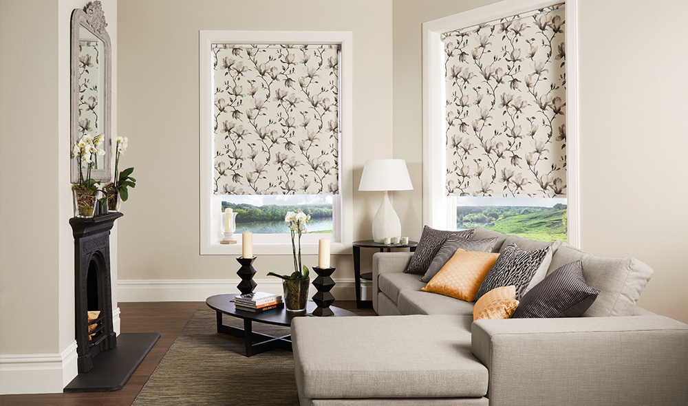 Two-tone Roller Blinds